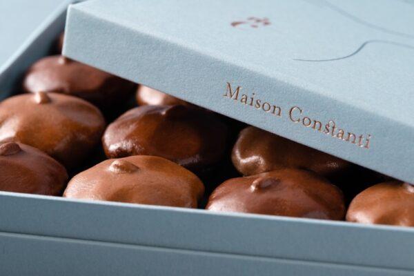 Offrir une Boite de chocolat artisanal