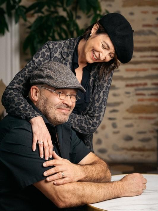 Nathalie et Jean-Luc Constanti