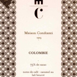 Colombie chocolaterie Maison Constanti