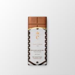 Tablette de chocolat Xocoline lactée de Constanti